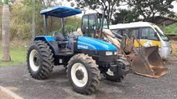 Trator Agrícola New Holland TL75E