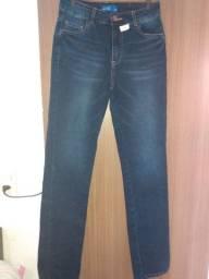 Brechó calças jeans