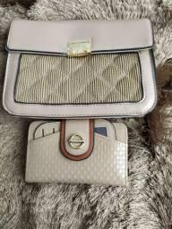Vendo Kit de 01 Bolsa tira colo + carteira