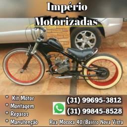 Manutenção em Bikes Motorizadas
