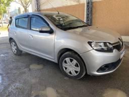 Renault sandero 1.6 2015 c gnv