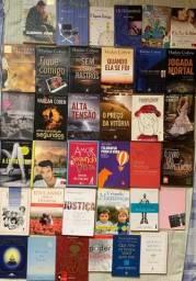 Livros diversos títulos A PARTIR DE R$10