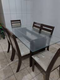 Conjunto mesa + aparador