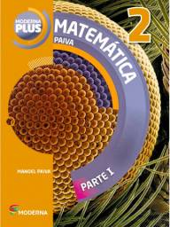 Matemática (volume 2) - Moderna Plus - Livro Novo