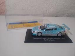 Miniatura Stock Car Rubinho Barrichello 1/43 Rubens