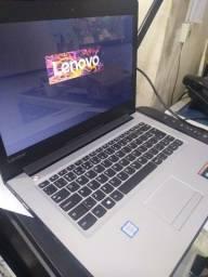 Notebook Lenovo i3 ideapad310 ddr4 semi-novo