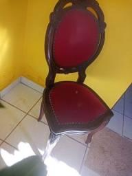 Cadeira colonial Rei