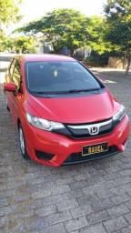 Honda FIT LX 2015 único dono