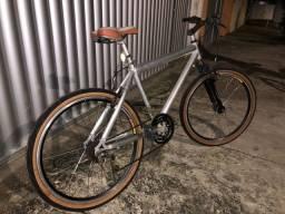 Bike alumínio novinha