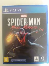 Game Marvel's Spider-Man: Miles Morales PS4