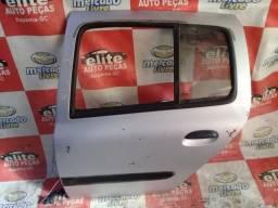 Porta Traseira Lado Esquerdo Renault Clio Ano 2000 A 2012
