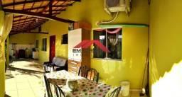 {Ä.M.R$ 300.000,00Terreno c/2 casas. Cabo Frio?Cond.Fechado,mobiliada.(EM3768).
