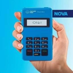 Maquininha de cartão - Mercado pago Point Mini - Pronta entrega