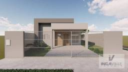 Título do anúncio: Casa com 3 dormitórios à venda, 67 m² por R$ 200.000,00 - -23.479273, -51.911391 - Sarandi
