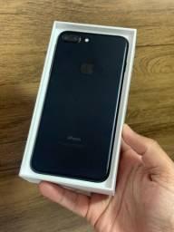 iPhone 7 Plus 32GB Preto Matte - Saúde da bateria 100%. Até 12x no cartão! 32 GB