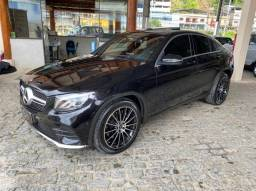 Mercedes- GLC- 250 Coupe 4Matic 2018 + IPVA 2021 pago.