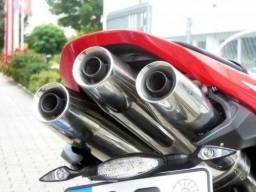 Escapamento Esportivo Honda cbr600rr triplo