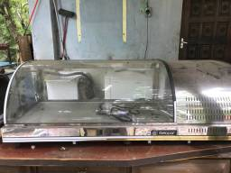 Estufa para gelados