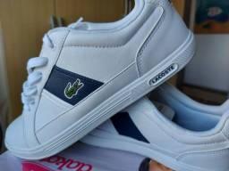 Tênis Lacoste Original Branco 39