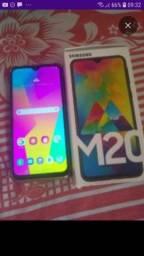 Vendo este Samsung Galaxy M20 64 gigas +4 RAM