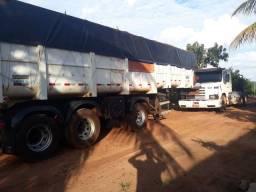 Scania 113 ano 95 com caçamba 2012 canguru