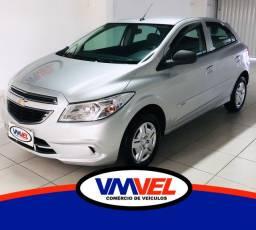 Chevrolet Onix LT 1.0 2015 com apenas 73 milkm