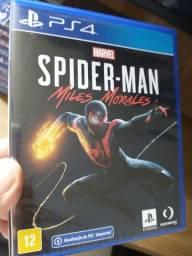 Spiderman Miles Morales Ps4 - Lacrado