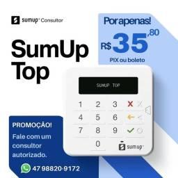 Promoção Maquininha Sumup