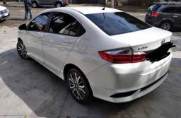 Título do anúncio: Carro Honda City 1.5 (Entrada + Boletos )