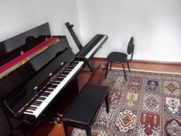 Aula experimental gratuita Piano/Teclado Novo Hamburgo