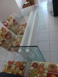 Tampo de mesa em vidro temperado