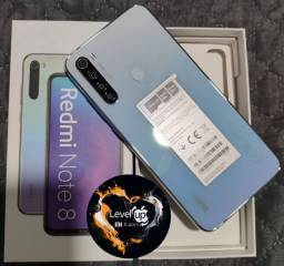 """O melhor de 2021! Redmi """"NOTE 8"""" da Xiaomi. NOVO lacrado Garantia & entrega"""