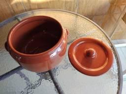 Caçarola de cerâmica