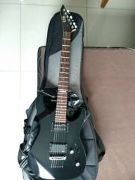 Guitarra LTD - M10 - com EMG 81 original na ponte