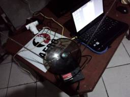 antena interna mini parabólica