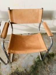 2 Cadeiras Vintage Anos 60