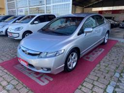 HONDA CIVIC 2009/2009 1.8 LXS 16V FLEX 4P MANUAL