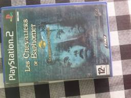 Les Chevaliers PlayStation 2 Original