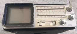 Antigo Rádio tv broksonic não funciona