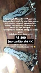 Pedal duplo Mapex P710TW