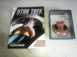 Star Trek - Edição 16 - Ferengi Marauder (Eaglemoss)