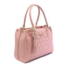Bolsa Lorena linha Tropical Rosê