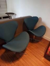 Poltronas Design Arne Jacobsen