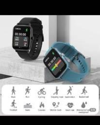 Relógio smartwatch colmi p8 plus na caixa lacrado original