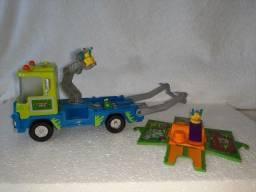 Trash pack Caminhão caçamba