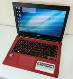 Título do anúncio: Notebook Acer Aspire Es1-431 Dual 4gb 320gb 14' Semi Novo