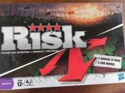 Risk - Jogo de Tabuleiro