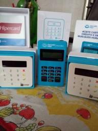 Maquinhinhas de cartão Sumup e mercado pago