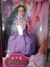 Boneca Tipo Barbie