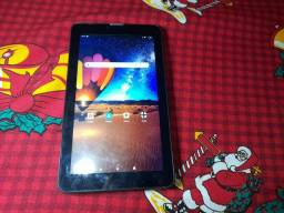 Vendo tablet Multilaser 16 GB de memória